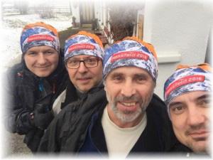 Fotogalerie týmů v oblečení od českého výrobce dresů a týmového olbečení Bison sportswear