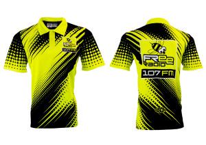 Polo-shirt PRO au design personnalisé - SPORTAMO