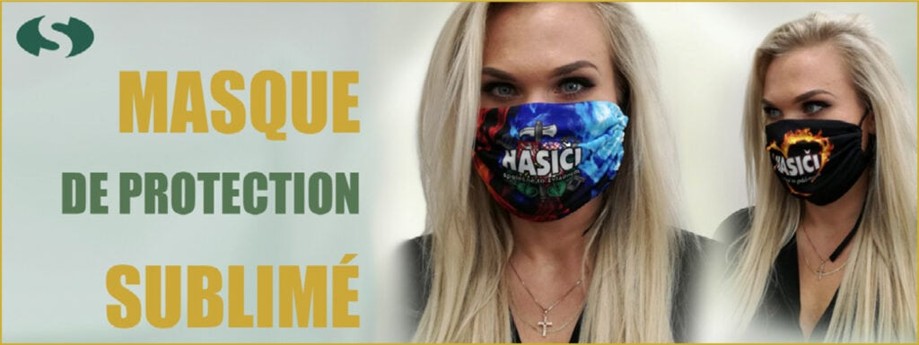 masque de protection sublime